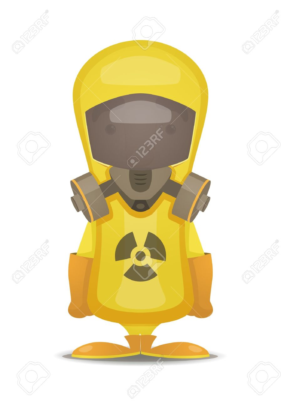 Radiation Protection Suit Royalty Free Cliparts, Vectors, And.