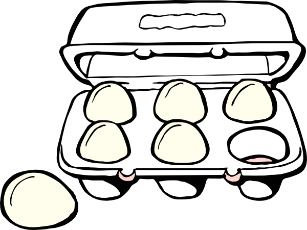 Protein Clipart Black And White.
