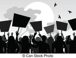 Protesters Illustrations and Clip Art. 1,902 Protesters royalty.