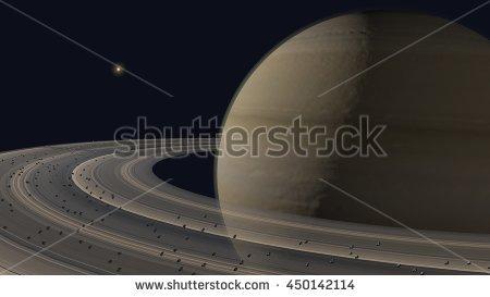 Planet Rotation Stock Photos, Royalty.