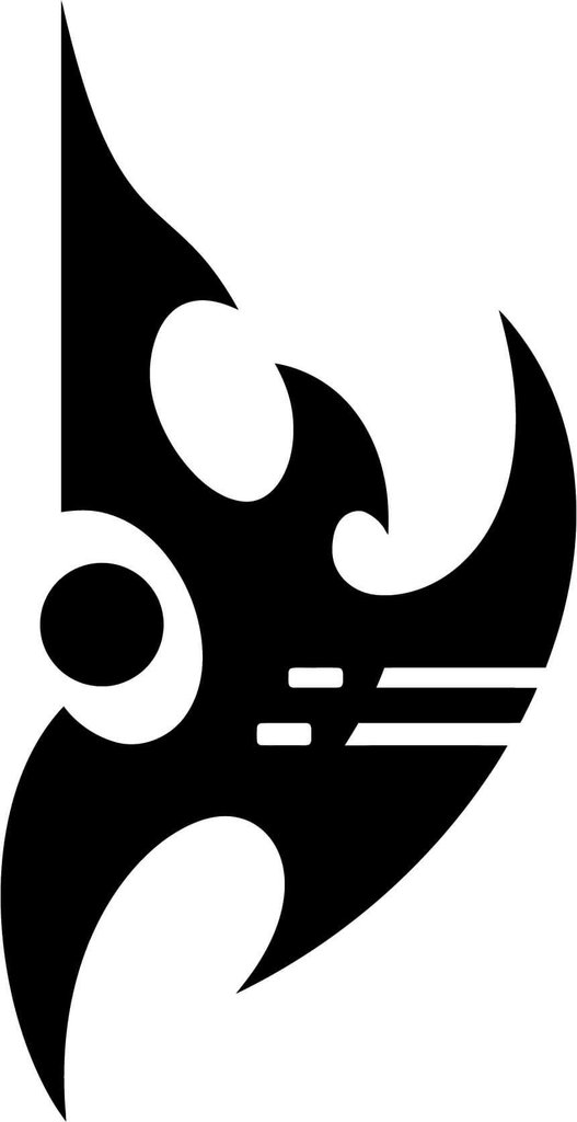 Protoss Emblem, StarCraft II.