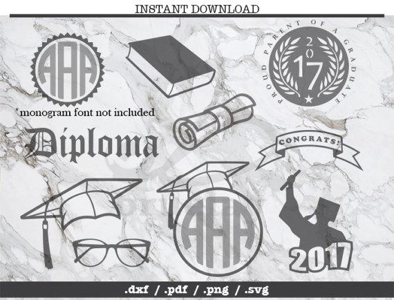 Graduation cut file,SVG,DXF,PNG, Cricut, Silhouette,clipart,vector.