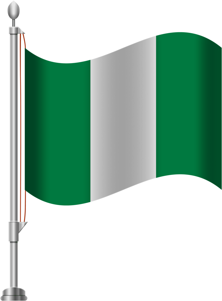 This Png File Is About Nigeria , Flag.