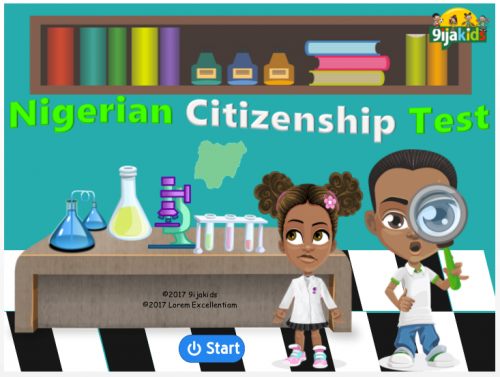 How to Make Our Kids Proudly Nigerian.