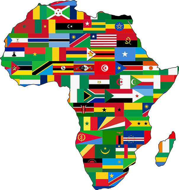 Stand up Africa. Stand up Nigeria. I am black and I\'m proud.