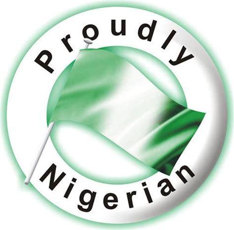 Proudly nigerian Logos.