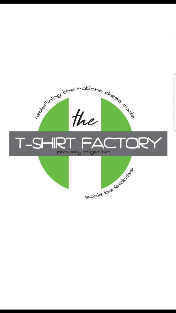 nigeria tshirt factory (Lagos, Nigeria).
