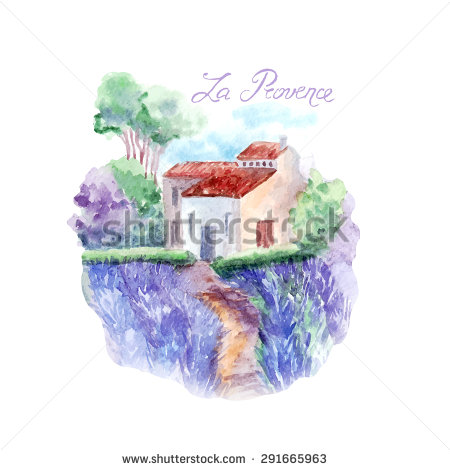 Provence Clip Art.