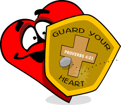 Image download: Proverbs 4:23.