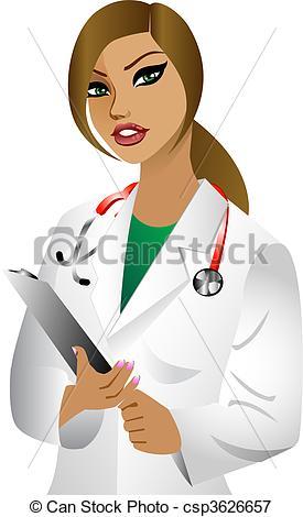 Vectors Illustration of Doctorc 2.