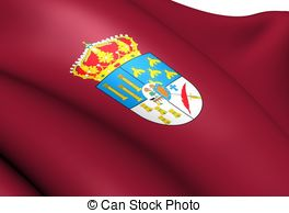 Flag of salamanca province spain Illustrations and Clip Art. 18.
