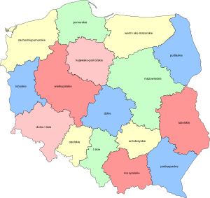 Poland Provinces Clip Art at Clker.com.