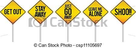 EPS Vectors of Proximity Warnings.