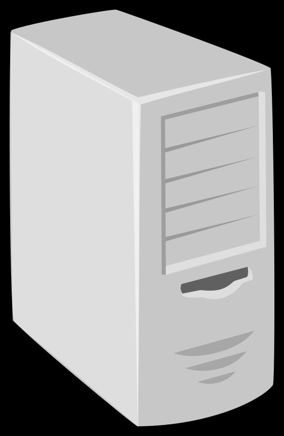 Proxy Server Clip Art.