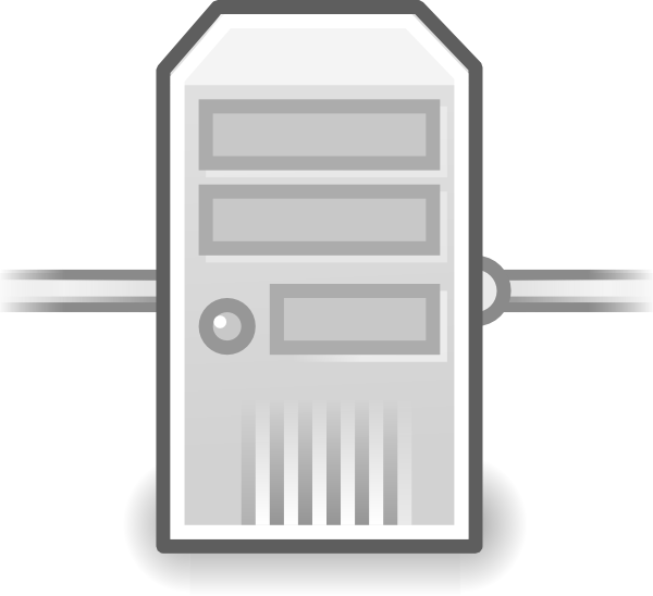 Web Proxy Clip Art.