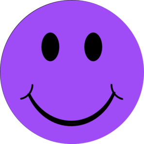 Purple Monster Clipart.