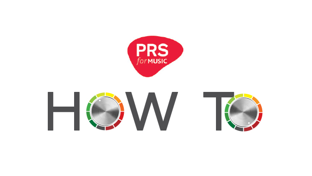 PRS for Music: royalties, music copyright and licensing.