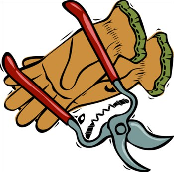 Free pruners Clipart.