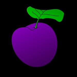 Clipart prune.