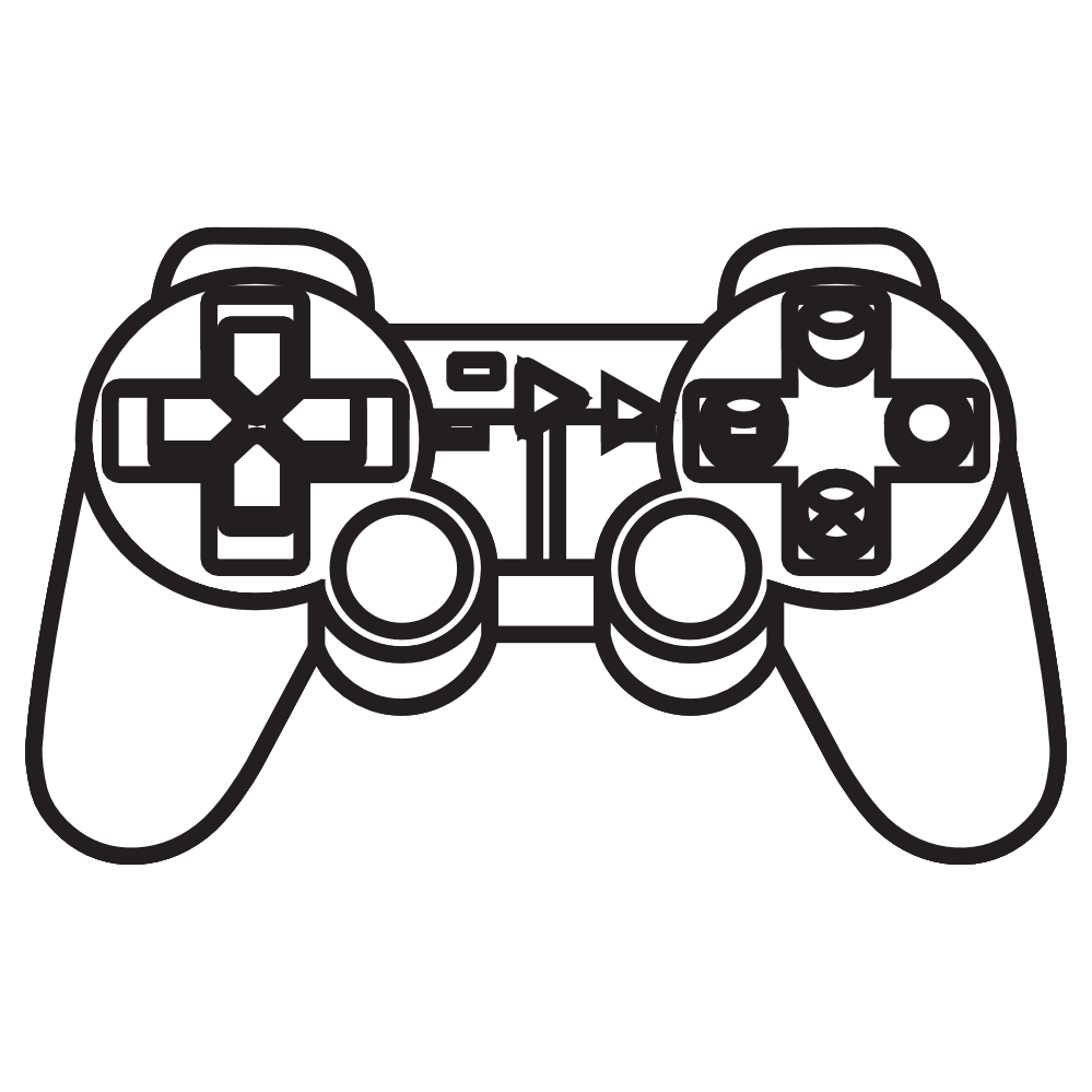 Ps2 Console Clipart.