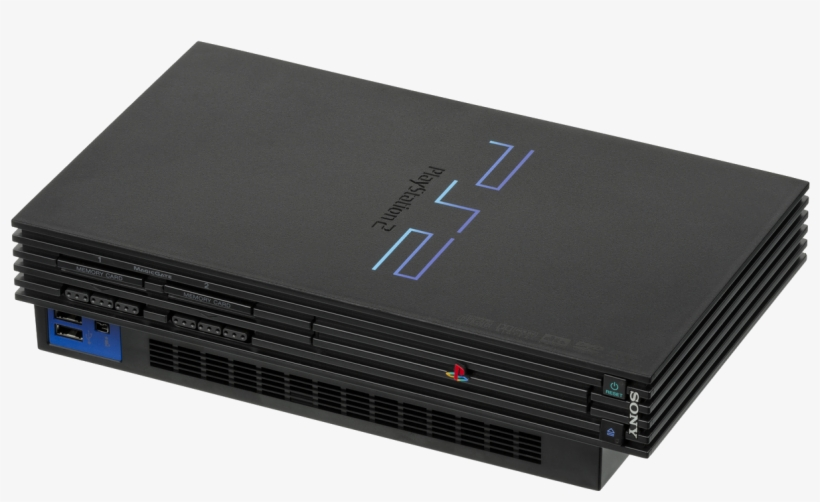Playstation 2 Thick Console.
