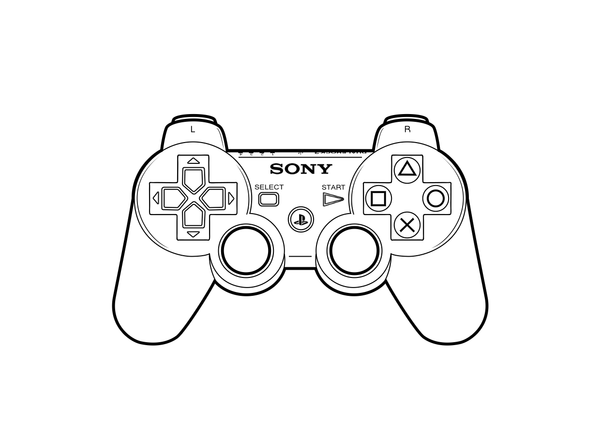 Ps3 Clipart