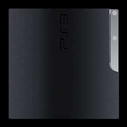 PS3 slim vert Icon.