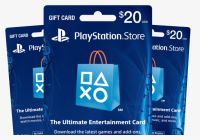 Transparent Psn Card Png.