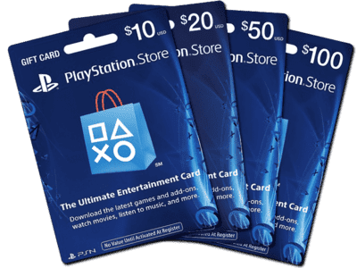 Sony PlayStation Cards US (Email Delivery).
