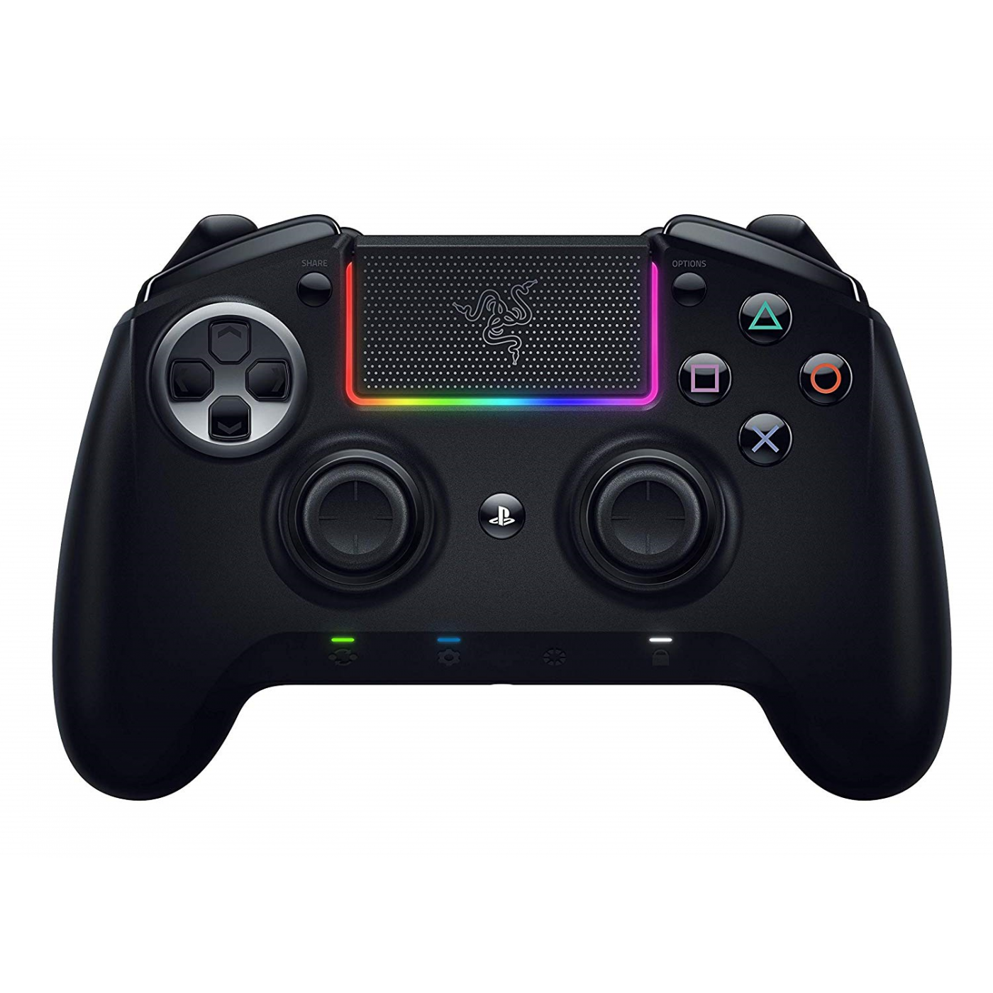Razer Raiju Ultimate PS4 Controller.