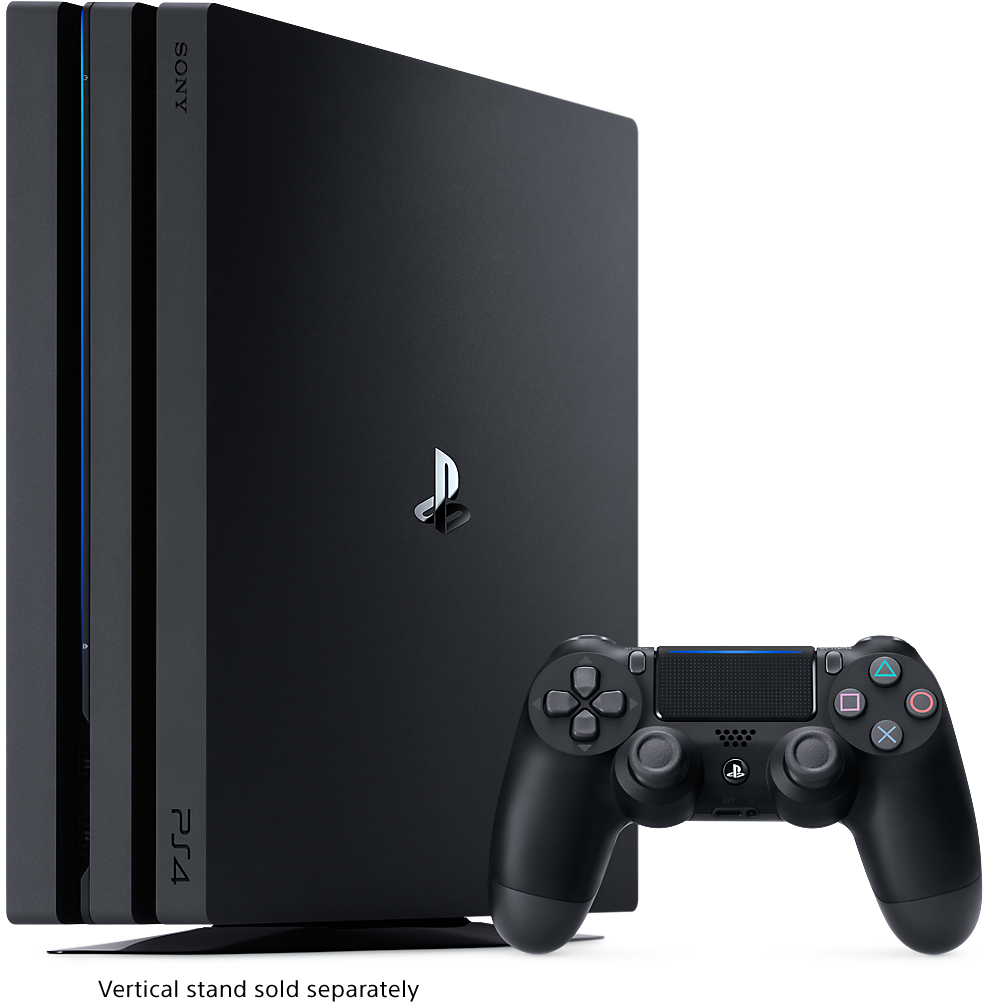Sony Playstation 4 Pro Png & Free Sony Playstation 4 Pro.png.