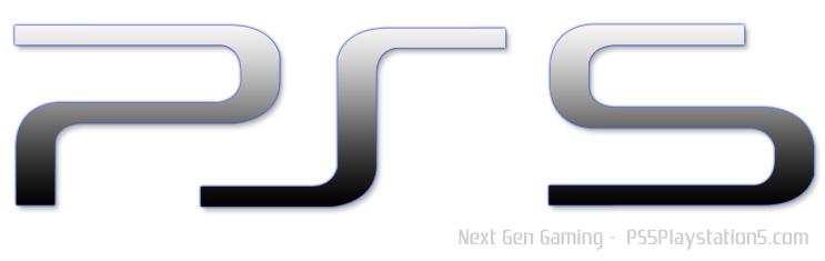 Playstation 5 Logo.