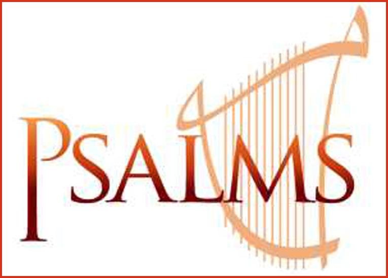 Psalms Clipart.