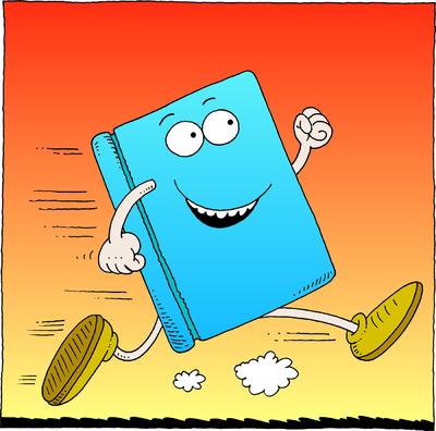 Image: Running Bible.