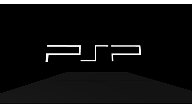 PSP Logo (PlayStation Portable).