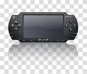Psp icons, psp white, white Sony PSP transparent background.