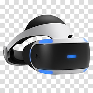 PlayStation VR transparent background PNG cliparts free.