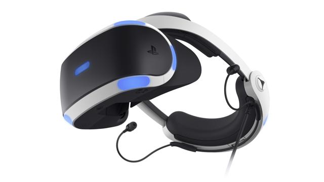 PlayStation VR.