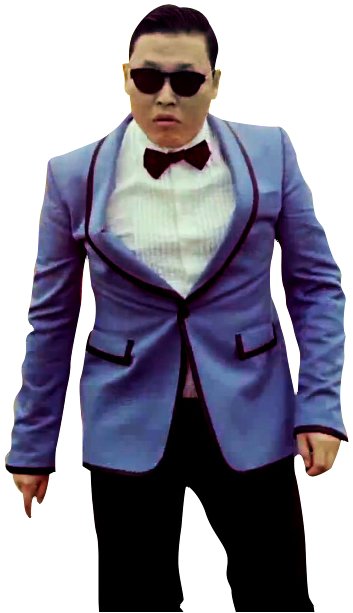 Psy Png Vector, Clipart, PSD.