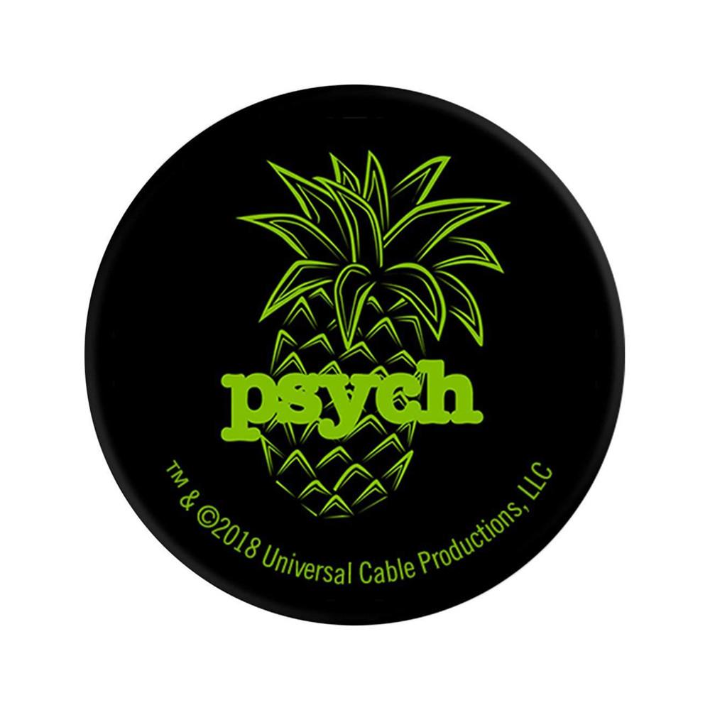 Psych Pineapple Logo PopSocket.