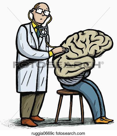 Psychiatrist Clipart.