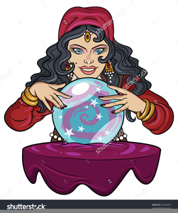 Psychic Clipart Free.