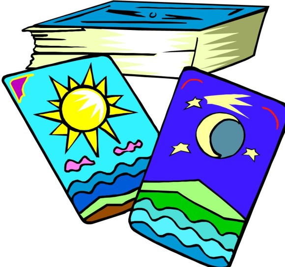 Psychic Reading Clipart (12+).