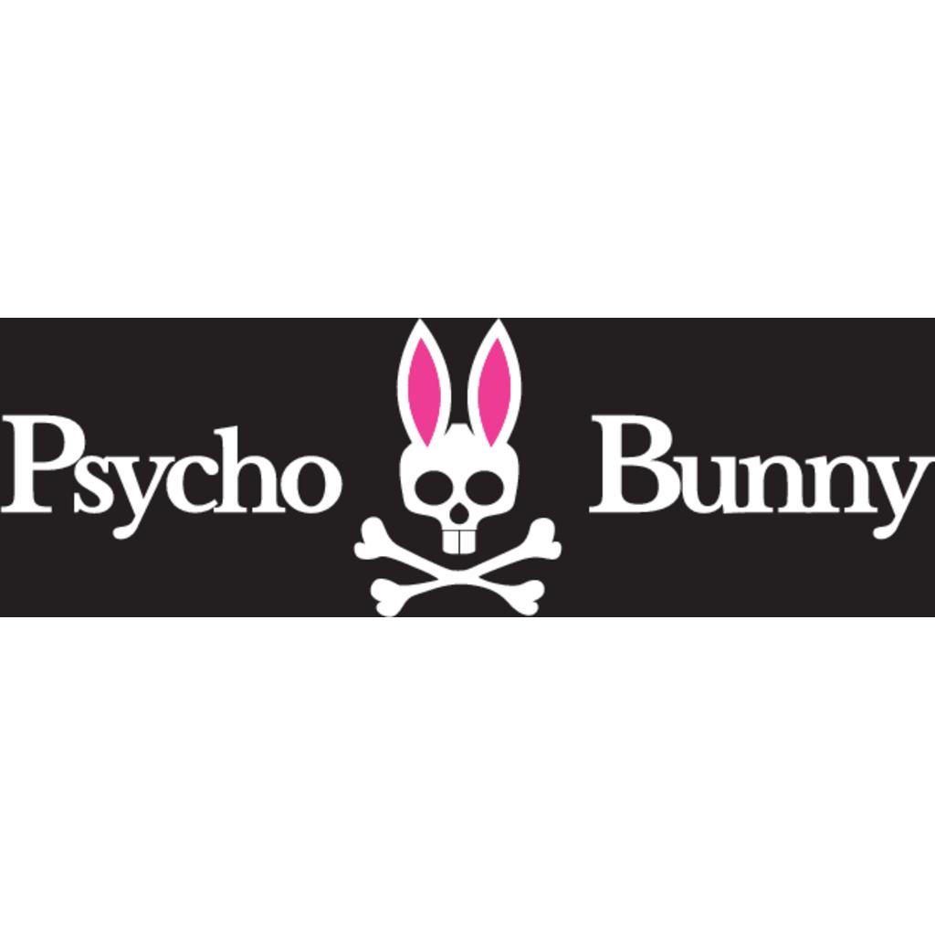 PsychoBunny logo, Vector Logo of PsychoBunny brand free.