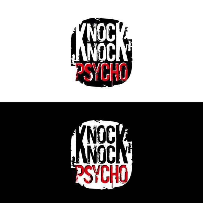 Knock Knock Psycho needs a new logo.