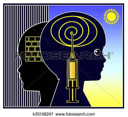 Stock Illustration of Psychoactive Medication for Kids k33156247.