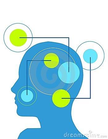Psychology Stock Illustrations.