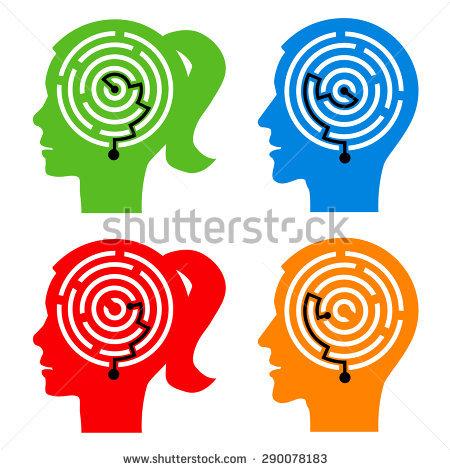 Psychology Test Stock Photos, Royalty.