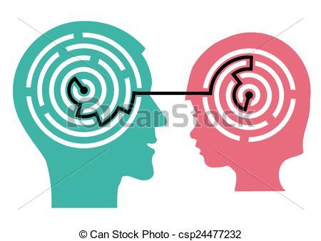 Psychological test Vector Clipart Royalty Free. 23 Psychological.