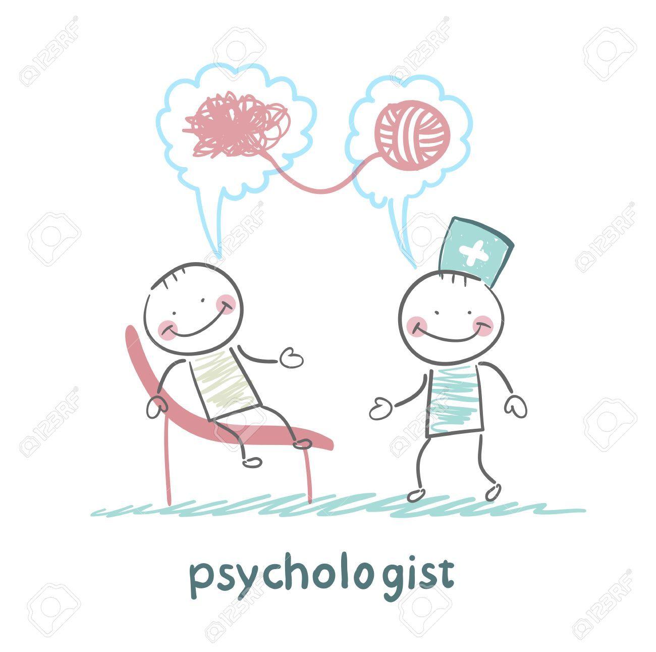 psychologist clipart.